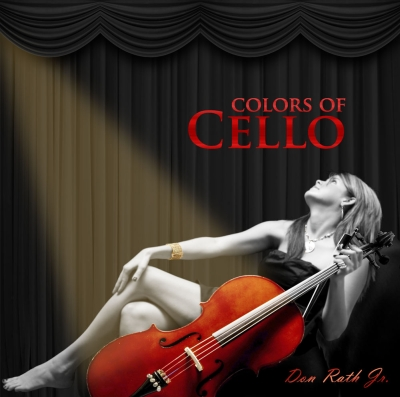 Colors of Cello - Cover Art - music theory and composition