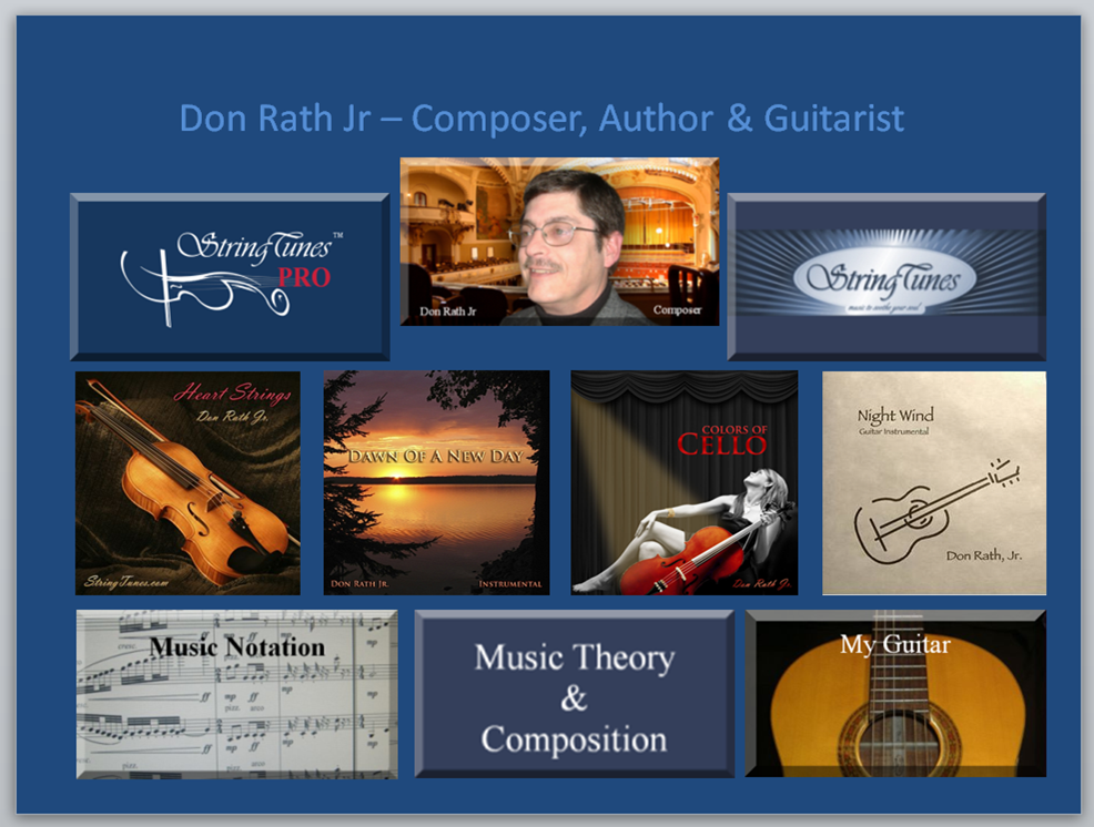 Don Rath Jr - Product Biography Image