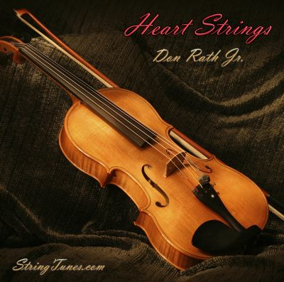 Heart Strings Album Cover - music theory and composition