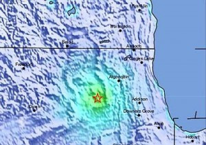 Earthquake Map 2 10 2010 300x211 Earthquake in Upper Midwest