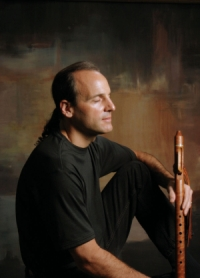 Michael Brant DeMaria - With Flute