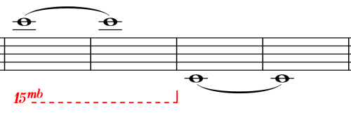 Note Identification - Quindicesima-mb - Down by 2 Octaves