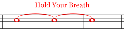 Tand S Hold Your Breath Ties and Slurs   Music Theory   Part 18