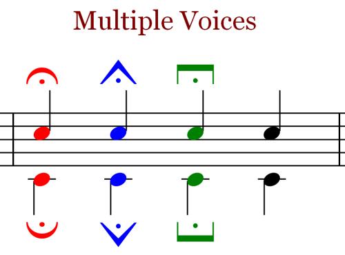 Two Voice  - Fermata