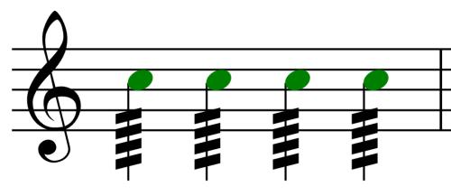 The 64th Note Tremolo
