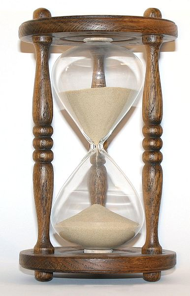 Time Signatures - 386px-Wooden_hourglass_3