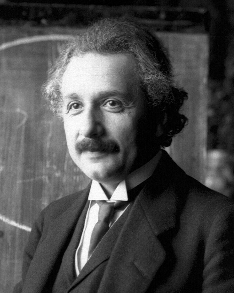 Time Signatures - Albert Einstein