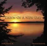 Don Rath Jr CD - Dawn of a New Day