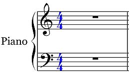 Simple Meter - 4/4 Time