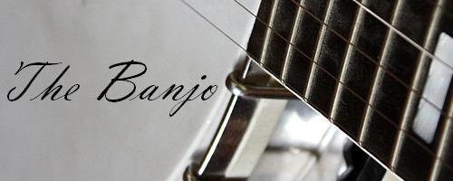 Banner - Banjo