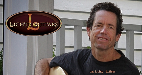 Jay Lichty - Luthier